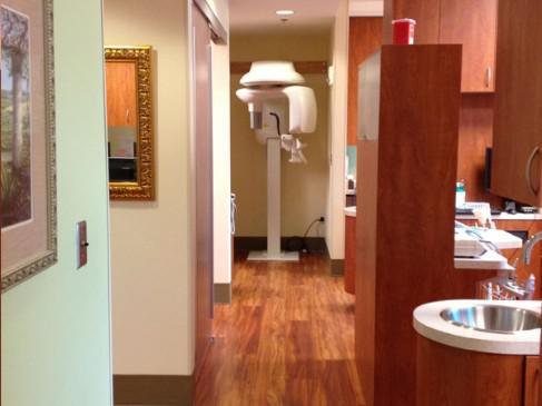 hallway of Advanced Restorative Dentistry